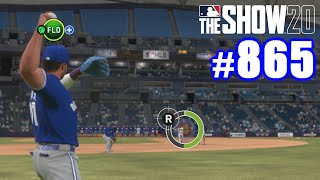 MONSTER PERFORMANCE! | MLB The Show 20 | Road to the Show #865