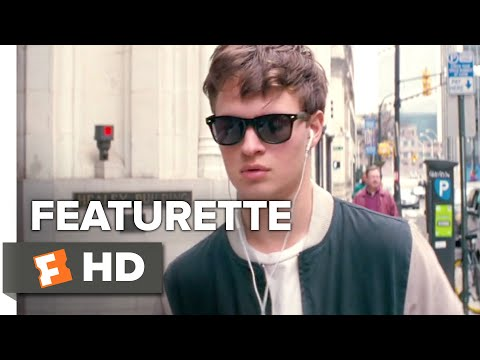 Video trailer för Baby Driver Featurette - Beat by Beat (2017)   Movieclips Coming Soon