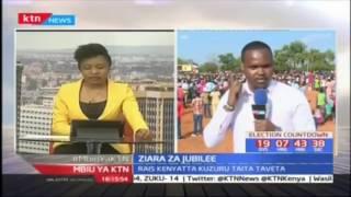 Rais Uhuru Kenyatta aendeleza Kampeni yake maeneo ya Pwani, Ziara za Jubilee