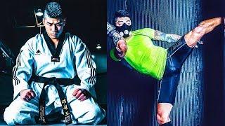 Explosive SKILLS MMA Fighter – Samuel Ericsson | KILLER Kicks!!