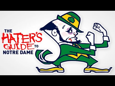 The REAL REASON Everybody HATES Notre Dame...and Why They ALWAYS Get SPECIAL TREATMENT