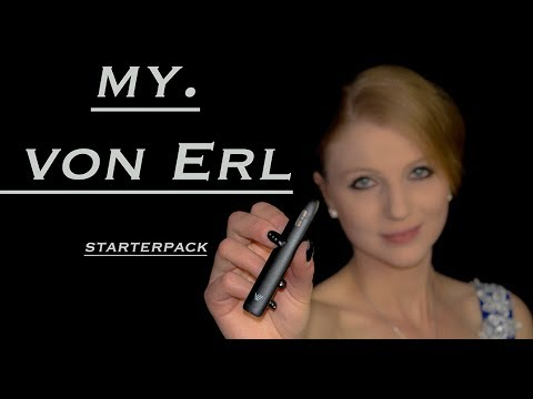 YouTube Video zu Von ERL MY. Starterset 350 mAh 2 ml