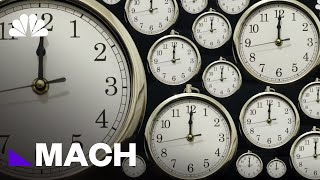 The Doomsday Clock Has Us At Two Minutes To Midnight | Mach | NBC News