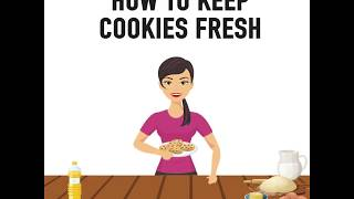 How to Keep Cookies Fresh