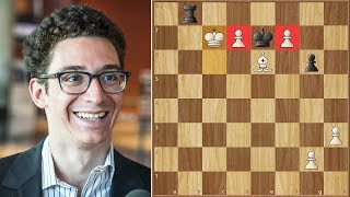 Chess is Ruthless! || Caruana vs Anand || Tata Steel Masters (2020)
