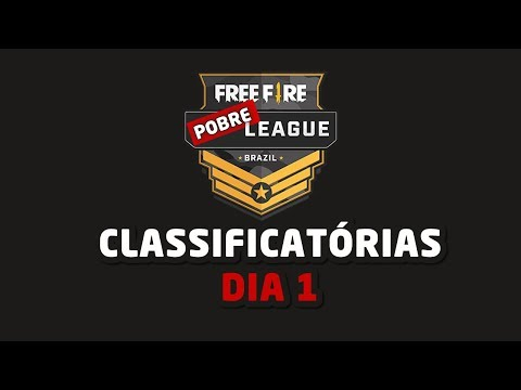 P0BRE LEAGUE - CLASSIFICATÓRIAS DIA 1 | LORD CZAR