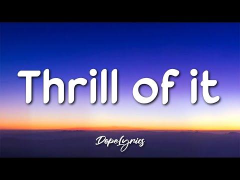 Prentiss - thrill of it (Lyrics) 🎵