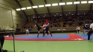 Hugo Nilsson Vs. Henrik Siivikko  82 Kg | 4 November   AllStyle Open 2017