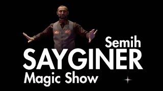 Sayginer: Magic Show in Lima