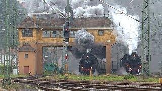 preview picture of video 'Dampfspektakel 2014 Teil 1 mit 01 118, 01 202 um Neustadt a.d. Weinstrasse'