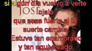 Jose Jose Insaciable amante 1980  con letra