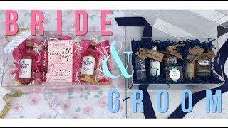 Bridesmaids- Bride-Groom- Groomsmen Gift Ideas With Sugarfina