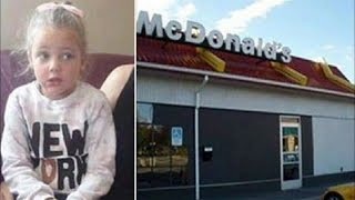 КОГДА ЭТА ДЕВОЧКА В СЛЕЗАХ ВЫБЕЖАЛА ИЗ ТУАЛЕТА McDonald's, МАТЬ ЗАМЕТИЛА НА ЕЁ НОЖКАХ НЕЧТО УЖАСНОЕ!