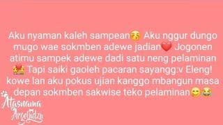Video Kumpulan Caption Bahasa Jowo Buat Status Wa 6 3gp Mp4 Hd
