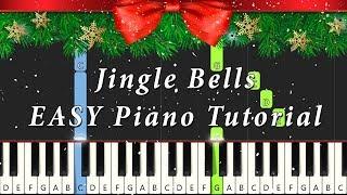 christmas songs piano tutorial jingle bells - TH-Clip