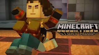 [第二章 - 平行時空 #1 ] Ellegaard 路線《Minecraft: Story Mode》我的世界:故事模式
