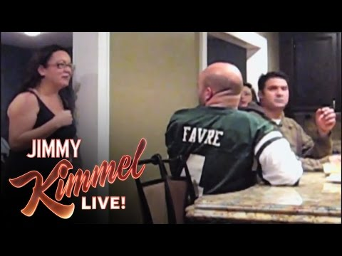 YouTube Challenge - Hey Jimmy Kimmel I Unplugged the TV During the Game
