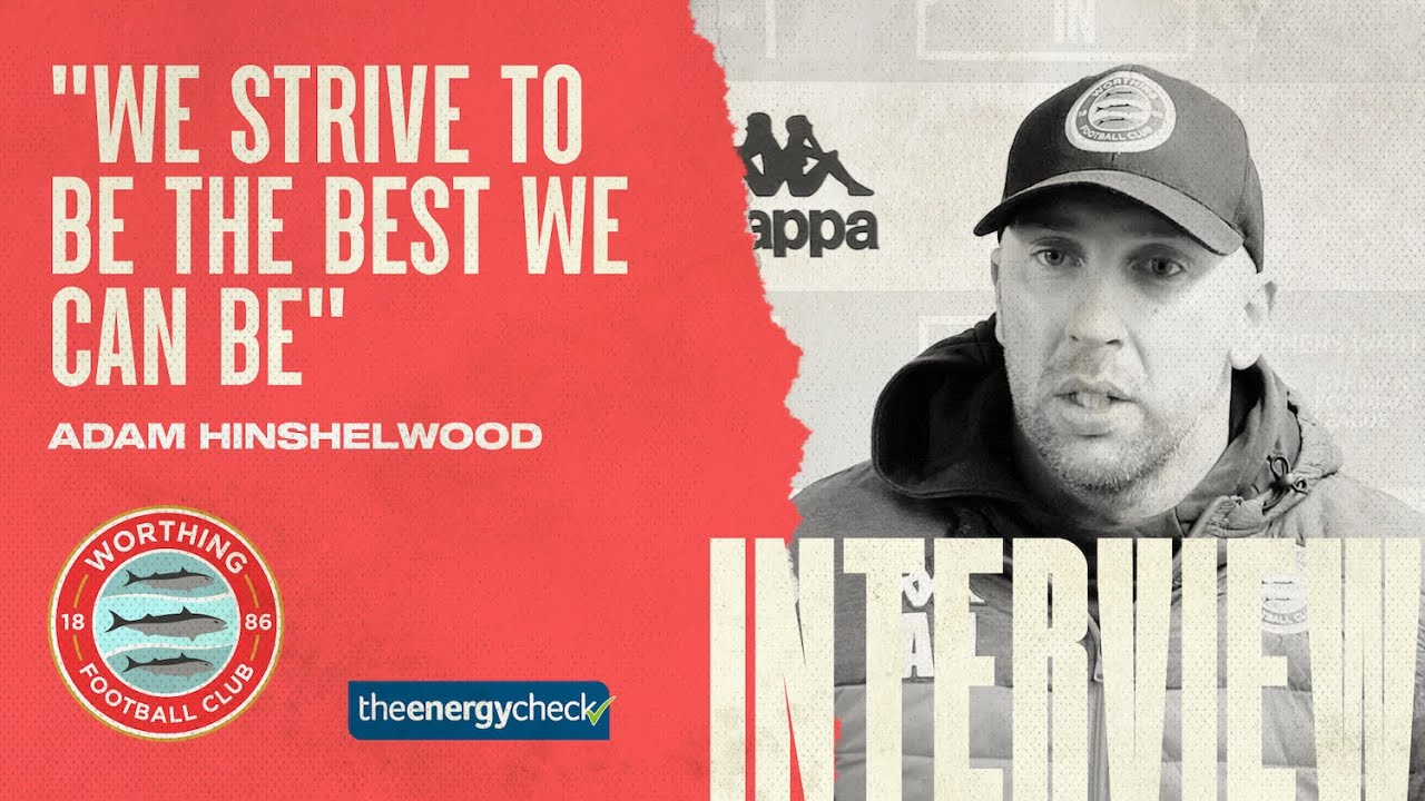 """Thumbnail for Adam Hinshelwood: """"We strive to be the best we can be"""""""