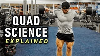 The Most Scientific Way to Train QUADS | Quad Training Science Explained