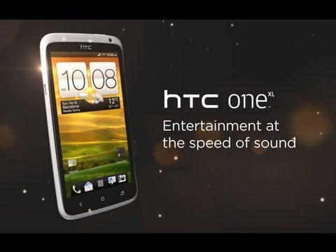 Youtube Video HTC One XL Vodafone Ware mit LTE in schwarz