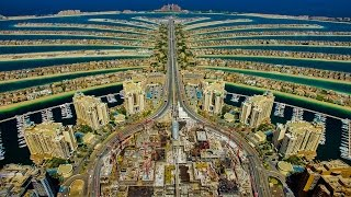 The Amazing Dubai Palm Jumeirah Island