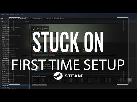 stuck on performing first time setup :: They Are Billions
