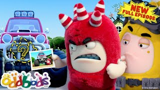 Funny Cartoon Videos for Kids   Bubbles the Detective   NEW Full Episode   Oddbods & Friends