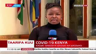 CORONAVIRUS in Kenya: The lady under quarantine is a Kenyan Citizen