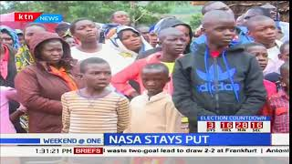 NASA principals descend on Trans Nzoia County to rally supporters on poll boycott