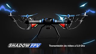 NINCO AIR- SHADOW FPV (ESP)