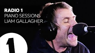 Liam Gallagher performs a stripped back Radio 1 Piano Sessions version of 'Once' from 'Why Me? Why Not.' for Phil Taggart's Chillest Show.  --  Official Channel of BBC Radio 1  Here you can find your favourite live performances, the biggest movie stars, amazing interviews and more...   Still haven't subscribed to Radio 1 on YouTube? ►► https://goo.gl/QSjLSr   Follow us on socials:  https://en-gb.facebook.com/bbcradio1/ https://twitter.com/bbcr1 https://www.instagram.com/bbcradio1/