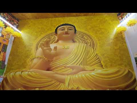 Thi Công Tranh Trần Xuyên Sáng, Tranh 3D Phật Giáo Quận 1