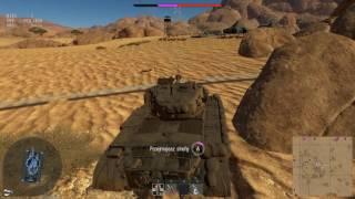 War Thunder Tank Blitz-tournament 1x1 RB Finał