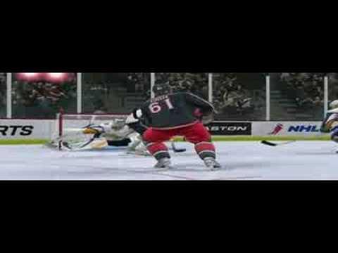 Видео № 0 из игры NHL 2K9 (Б/У) [PS3]