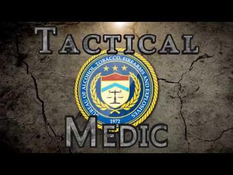 ATF Tactical Medic Training
