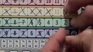 Regeln für Quixx - Spielanleitung