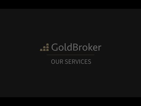 GoldBroker.com - Direct Ownership of Physical Gold & Silver [Our services]