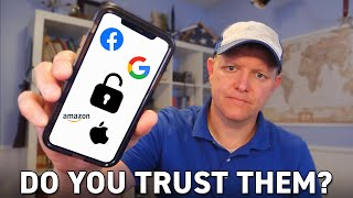Is Your Privacy An Illusion? (Taking on Big Tech) - Smarter Every Day 263