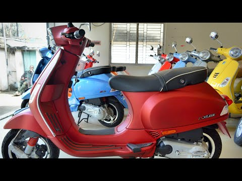 Vespa SXL 150 || Lifestyle Scooter || Class-Leading features || Mileage|| Detailed review