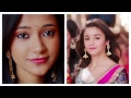 Makeup Cheat Sheet : Aliya Bhatt in Badrinath ki Dulhania