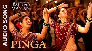 Pinga | Full Audio Song | Bajirao Mastani | Priyanka Chopra
