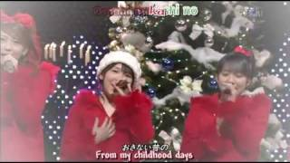 Morning Musume - White Christmas (subbed)