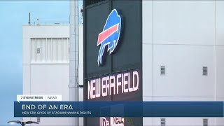 New Era name to be dropped from Buffalo Bills stadiumjjj l   l