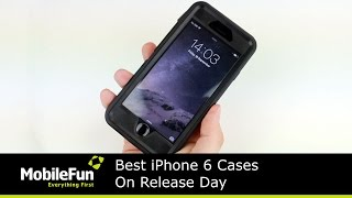 Best Cases Available For The IPhone 6 On Release Day