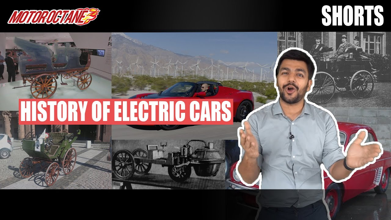 Motoroctane Youtube Video - Highest Electric Car Sales - 130 years ago #shorts
