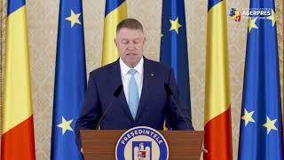 Iohannis: Vom contribui la consolidarea proiectului european pe baza unui parteneriat onest