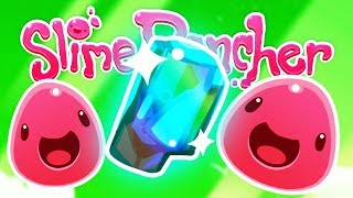 UNLOCKING The MASTER DRILL And Finding LEGENDARY Glass Shards!   Let's Play Slime Rancher Gameplay