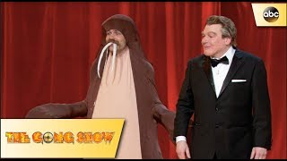 Sethward The Walrus - The Gong Show