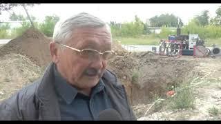Экибастуз  Новости  Новая технология при укладке труб, используется в Экибастузе