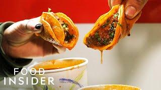 Two Brothers Make New York's Spiciest, Juiciest Birria Tacos